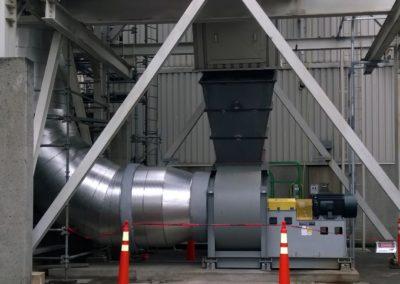 BAE-SW - Boiler Fan