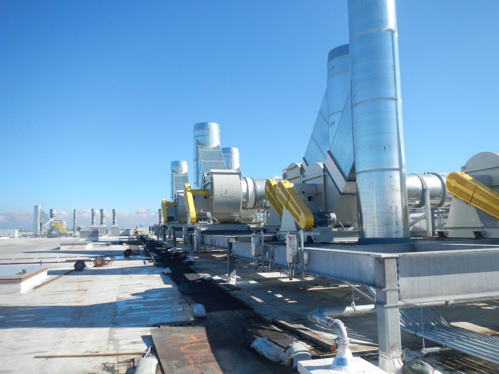 BC-SW - Laminar Flow Control Test Booth