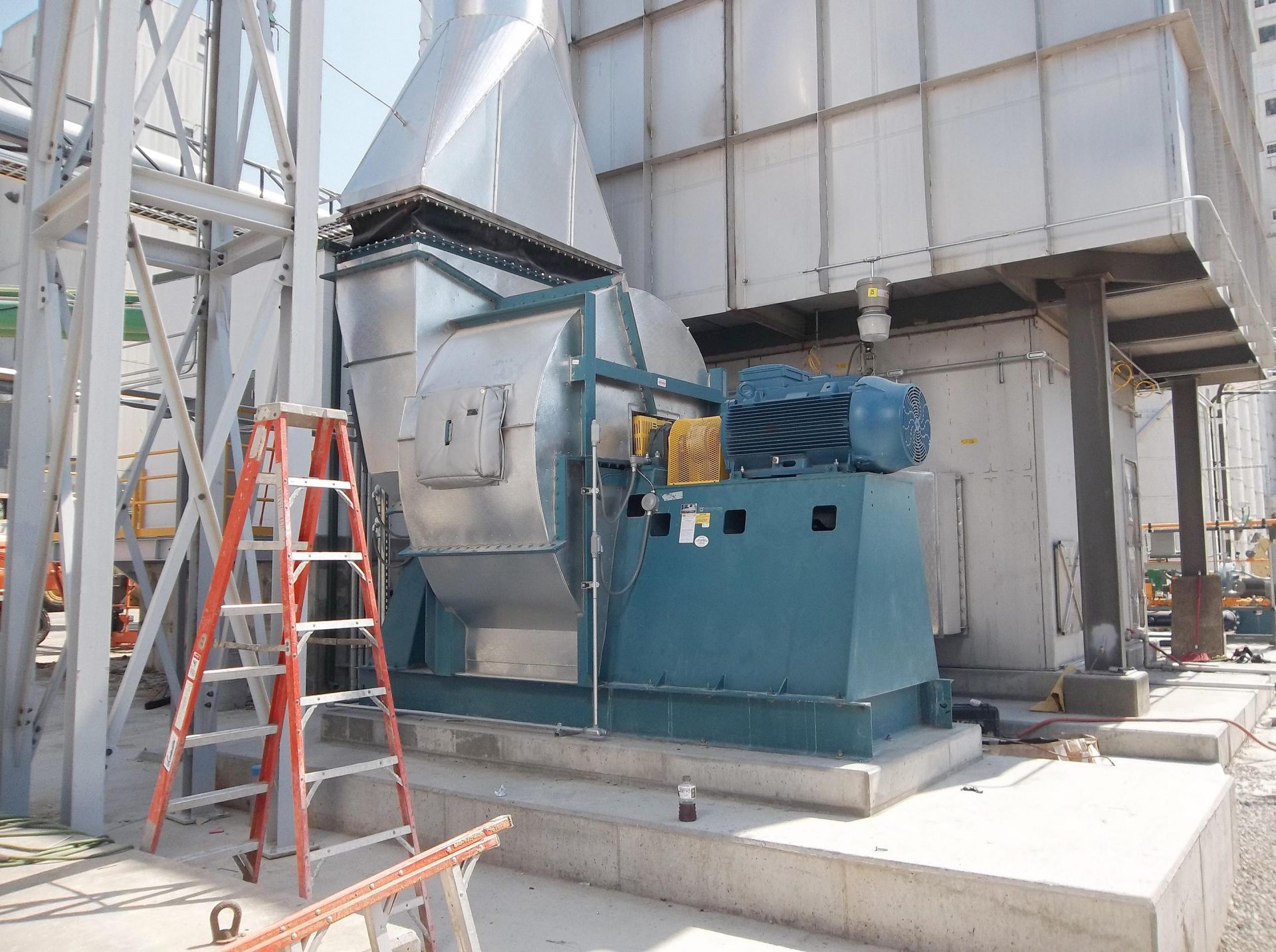 BCS - Regenerative Thermal Oxidizer