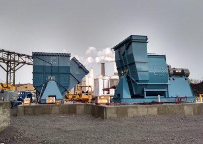 BCS - Steel Manufactuing Plant