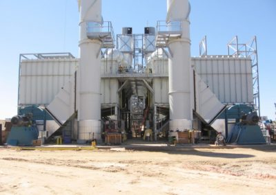 BCS - Wood Pellet Mill Process Fans 1
