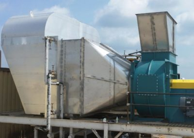 BCSF - Paper Machine Exhaust
