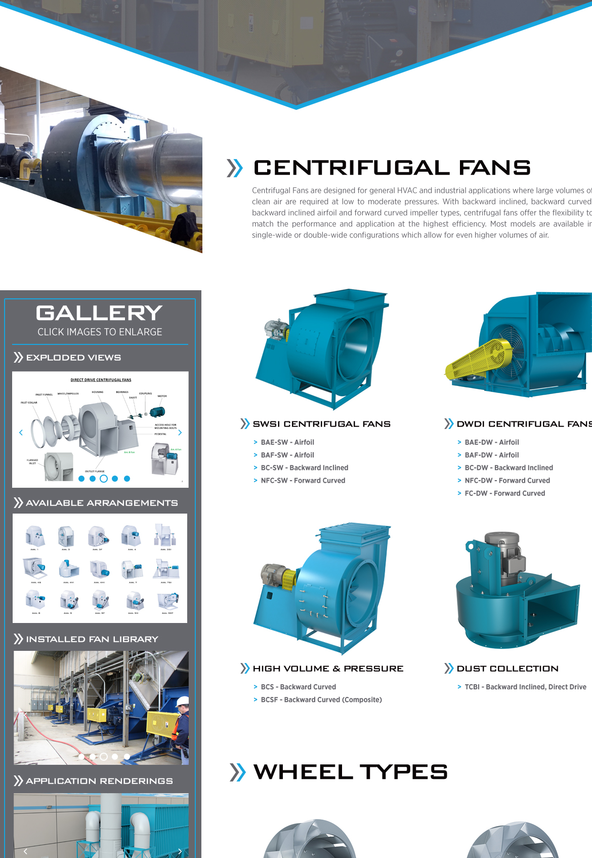 Free Flow Exhaust >> Twin City Fan and Blower | Industrial OEM Fan and Blower Manufacturing