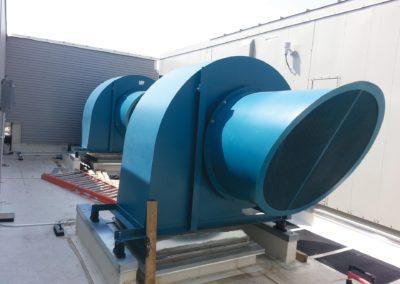 BCV - Stairwell Pressurization
