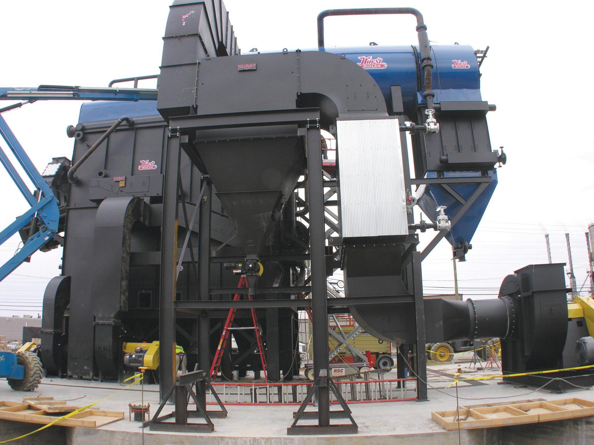 HRT - Biomass 1