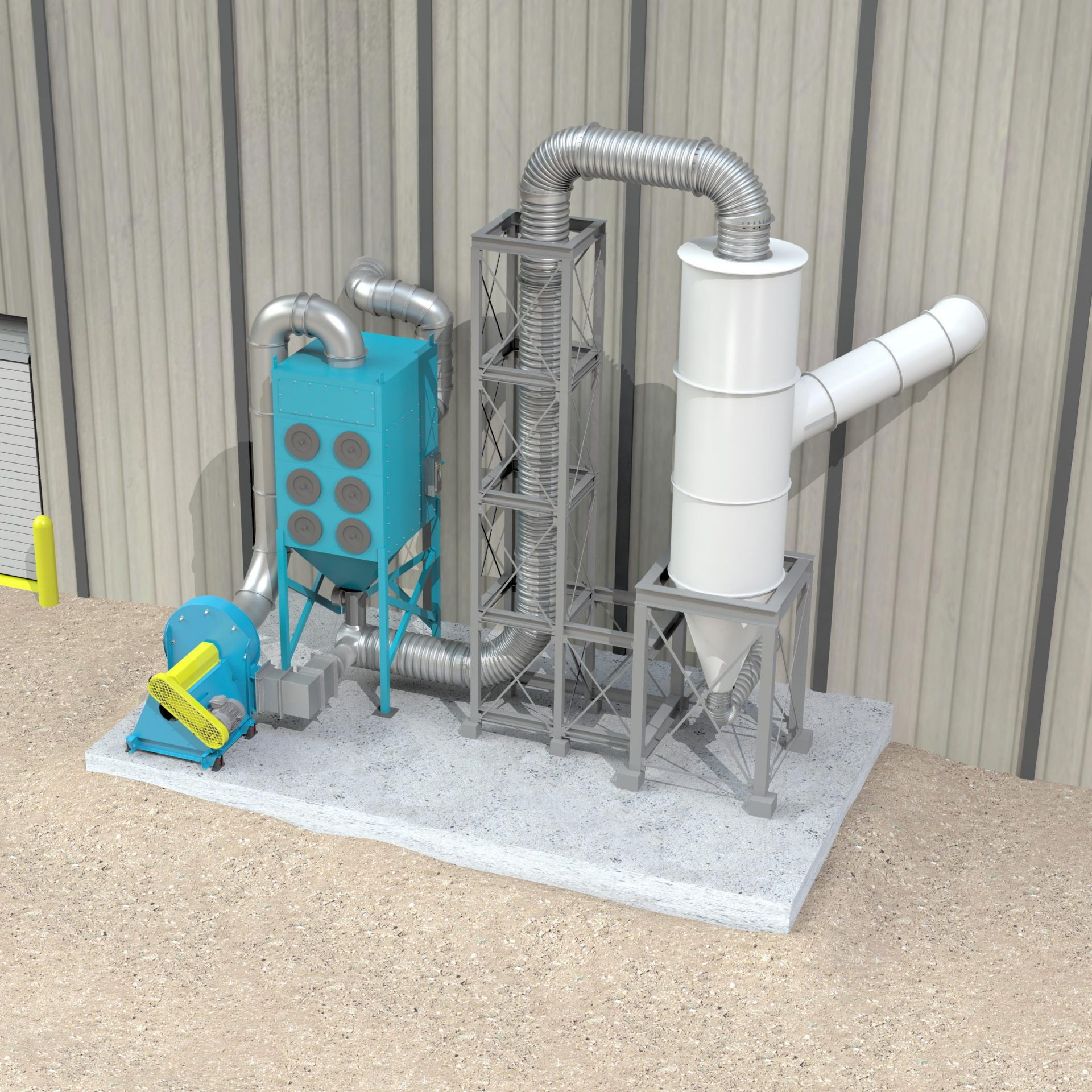 JRW Dust Collection