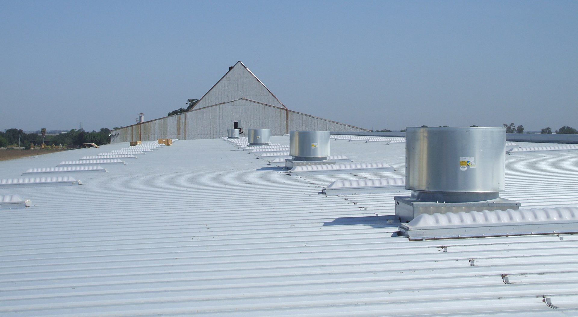 Propeller Roof Ventilators   Upblast   Low Profile   Hooded ...