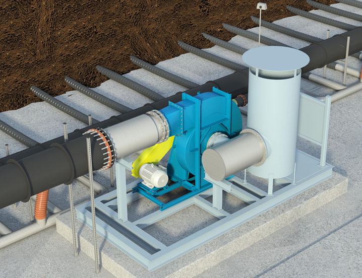 Pressure Blowers | Turbo Blower | Heavy Duty | Cast Aluminum