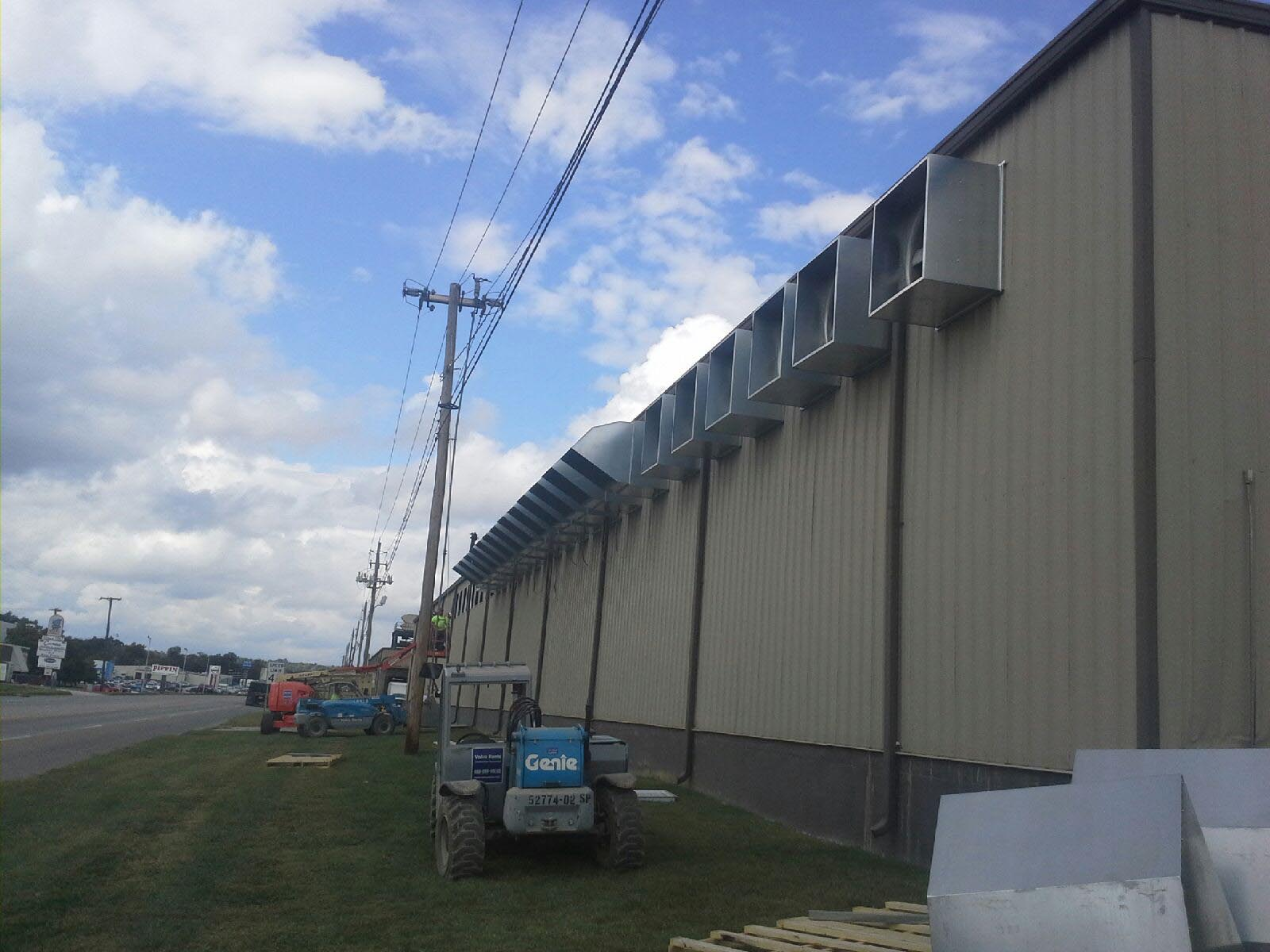 WPD - Warehouse Ventilation